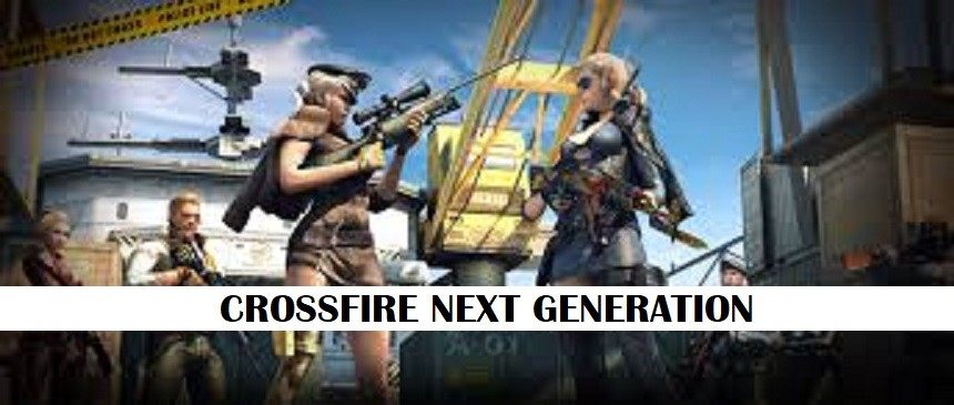 CROSSFIRE NEXT GENERATION