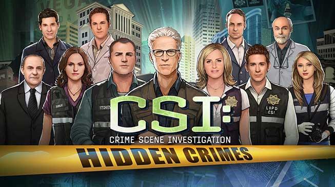 CSI: Hidden Crimes