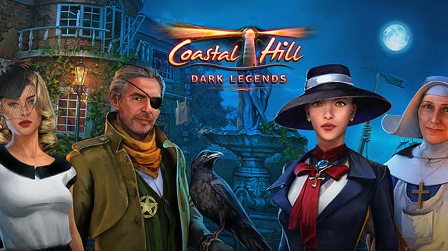 Coastal Hill Mystery