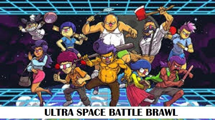 ULTRA SPACE BATTLE BRAWL