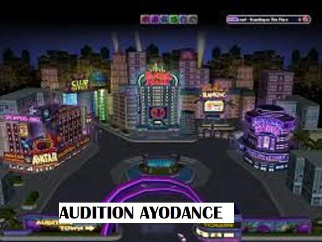 AUDITION AYODANCE
