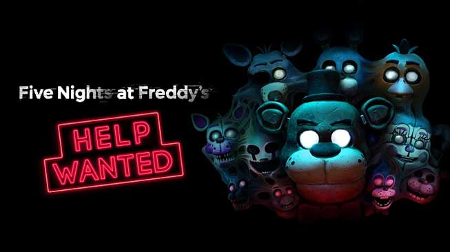 Five Night's at Freddy's: HW