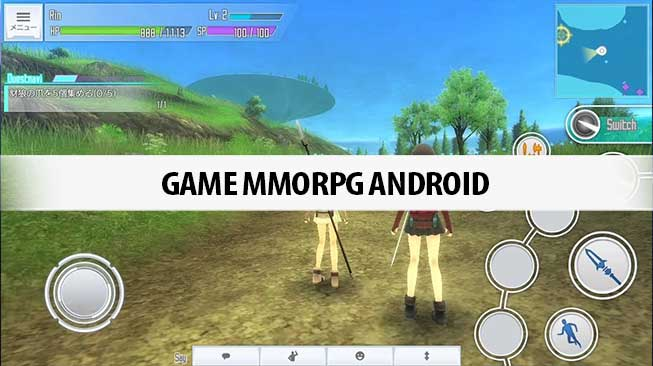 Daftar Game MMORPG Android