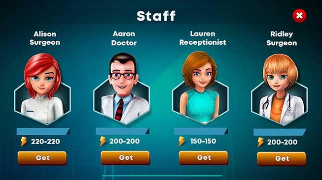 Heart Doctor ER Hospital Manager: Hospital Games