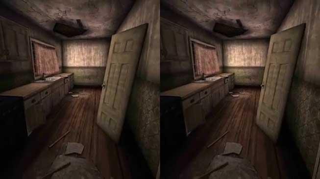 House of Terror VR juego de terror 360 Cardboard